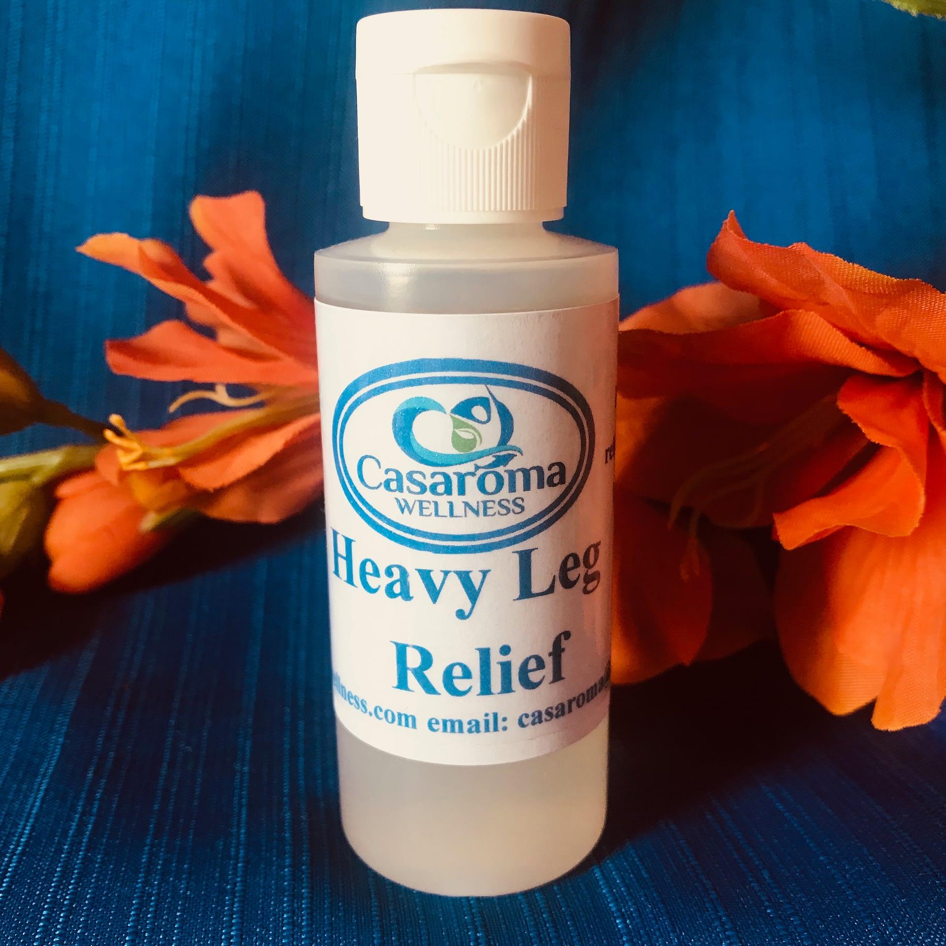 Heavy Leg Relief
