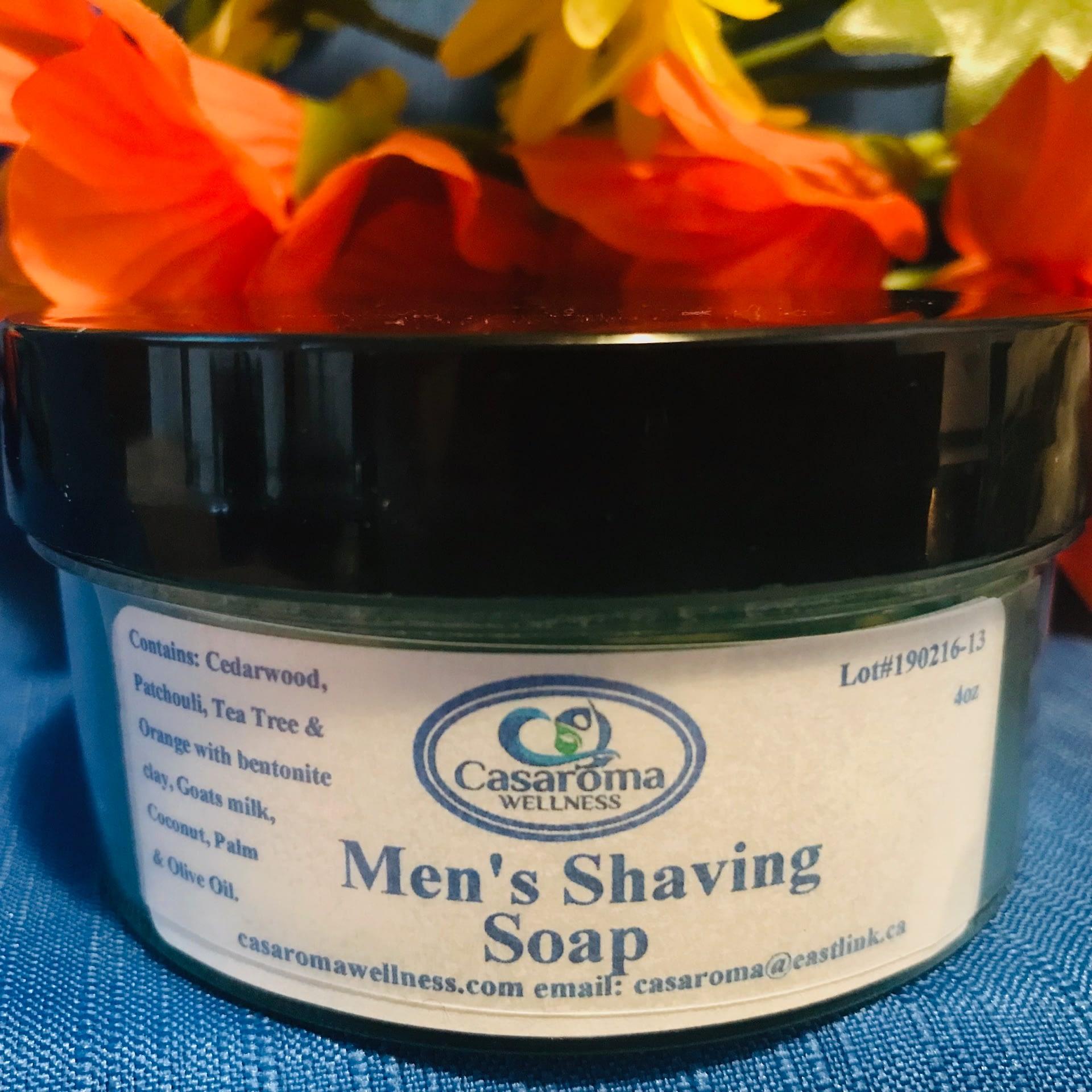 Men's Shaving Soap