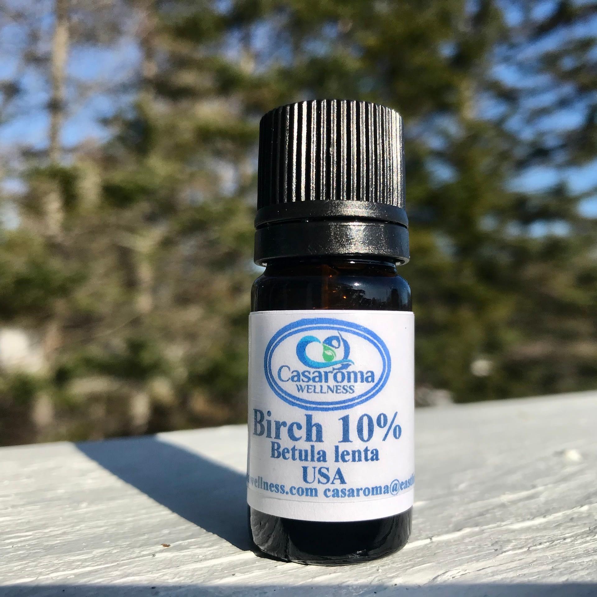 Birch 10 % Essential Oil