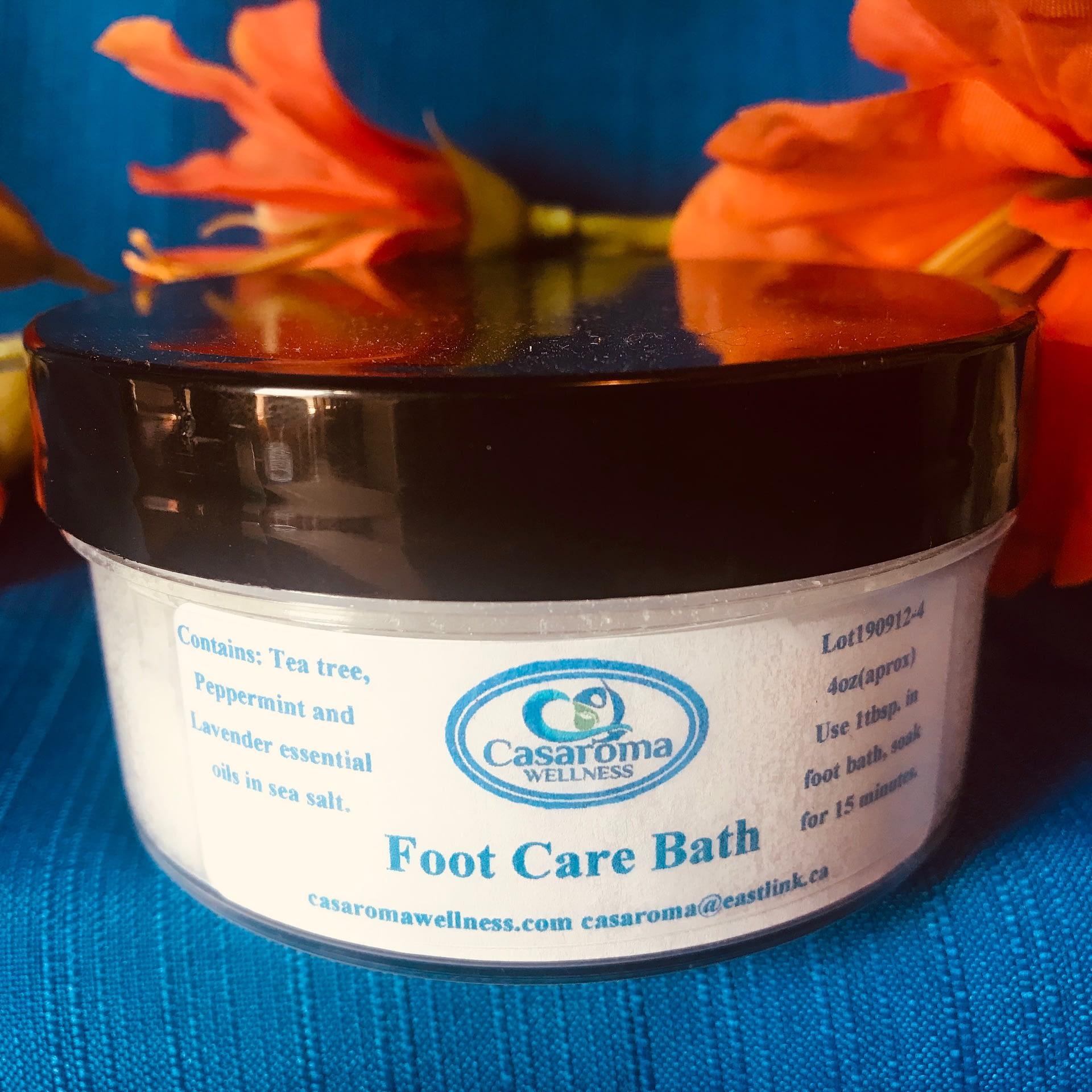 Foot Care Soak