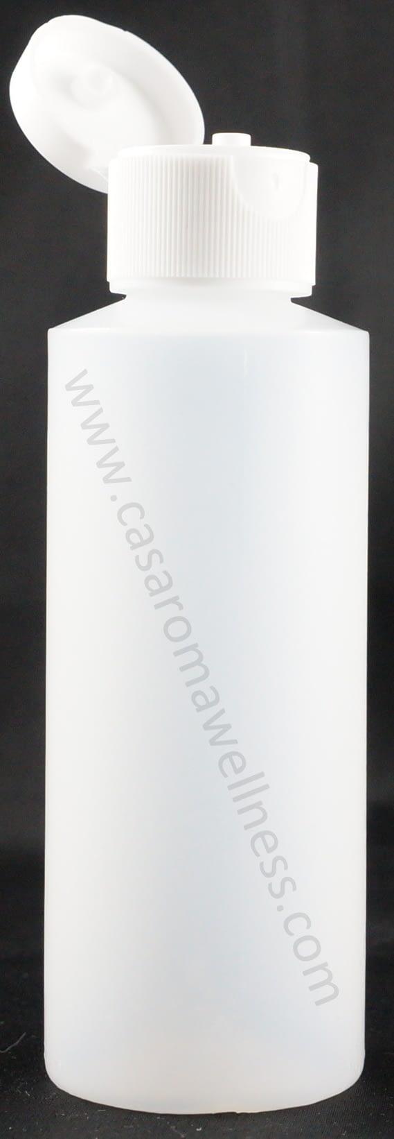HDPE Bottle (plastic) no lid