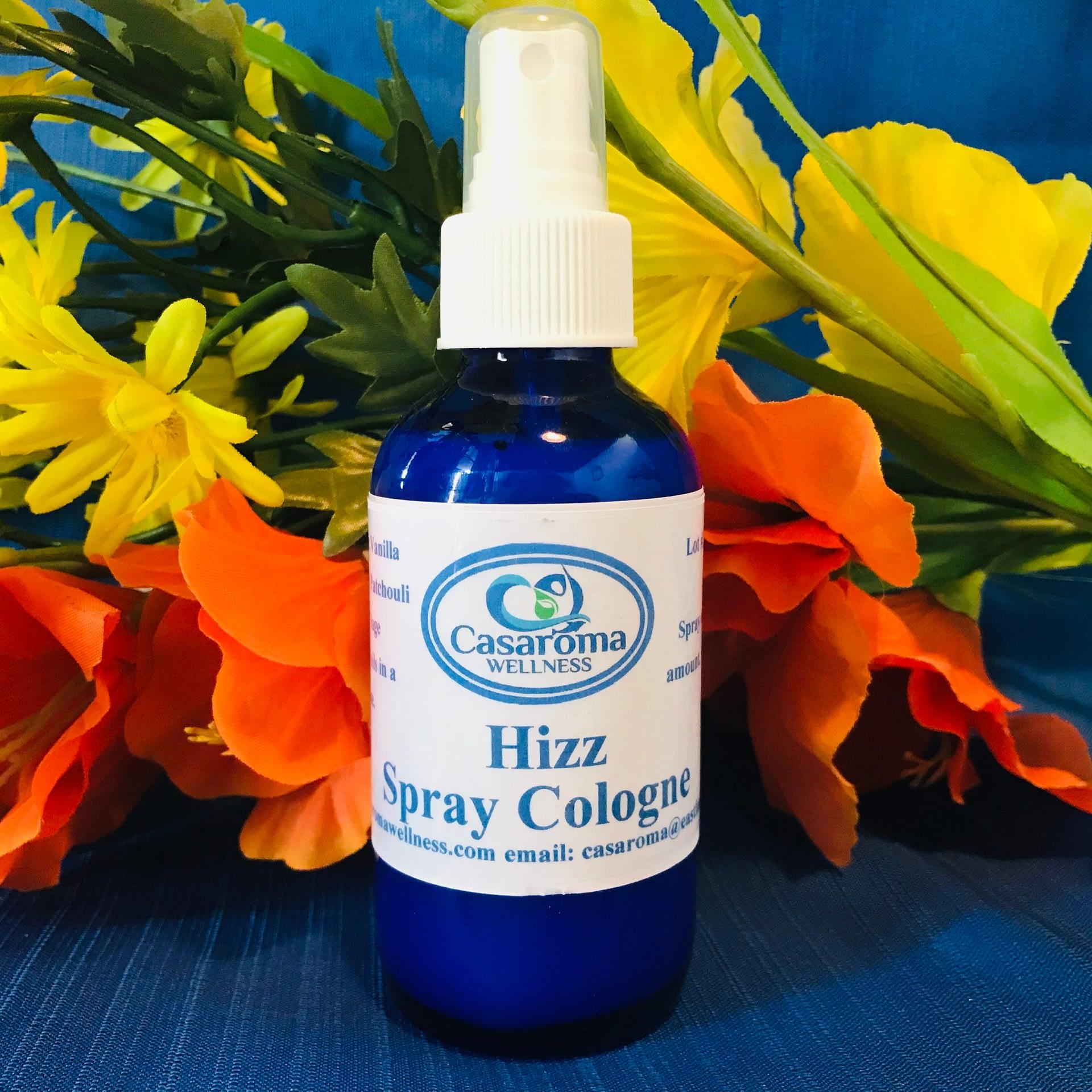 Hizz Spray Cologne