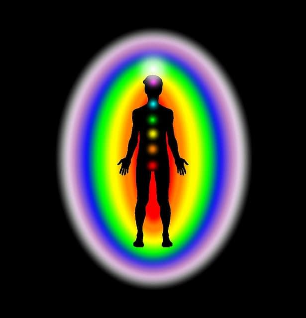 our bodyhas energy flowing through it and several chakra or energy centers